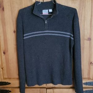 Aeropostale Half Zip Sweater
